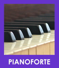 Cartellino Pianoforte