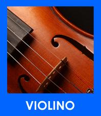 Cartellino Violino
