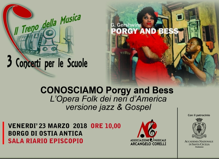 BROCHURE  porgy and bess ESTERNA SCUOLE 2°